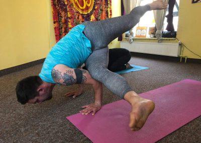 Samadhi Joga Kabaty - Szkolenia