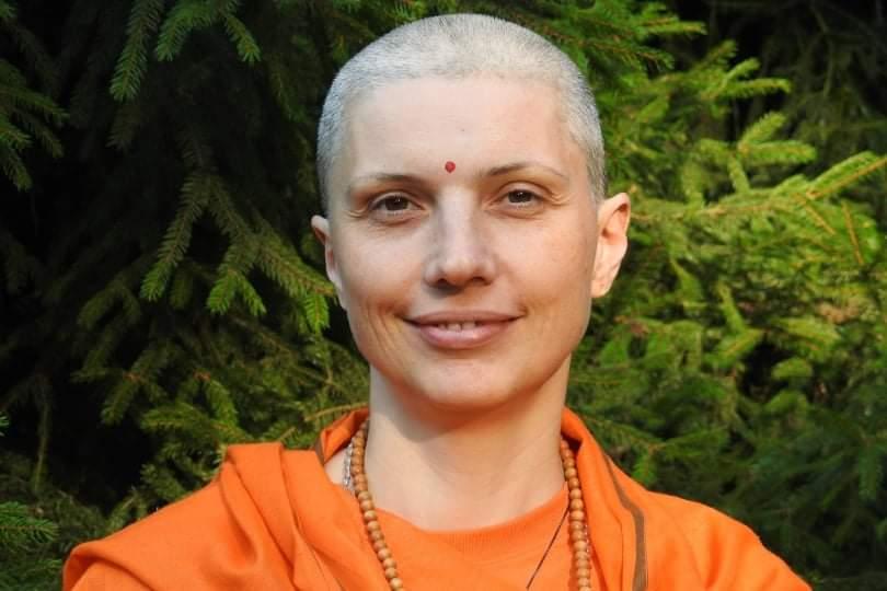Swami Jayadevi Mata / Joanna Bierska/